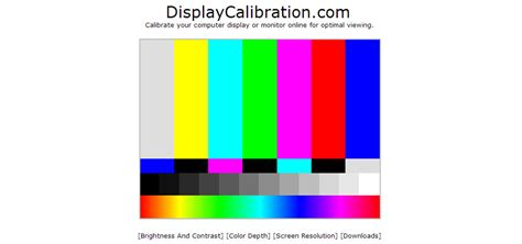 display color calibration 6 free tools to help calibrate your monitor