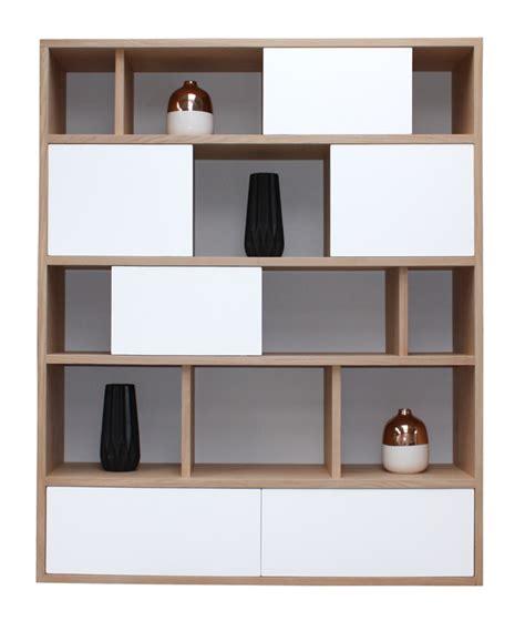 bureau merisier massif composition murale bibliothèque bas 2 tiroirs milieu 4