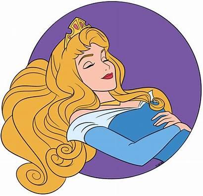 Sleeping Aurora Clip Disney Princess Clipart Movie