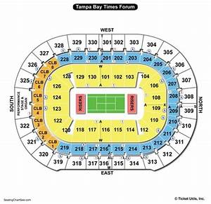 Amalie Arena Seating Charts Views Games Answers Cheats
