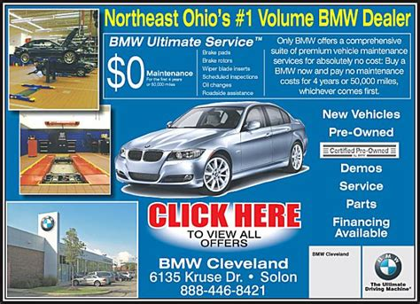 Bmw Solon Ohio by Bmw Cleveland In Solon Oh 44139 Cleveland