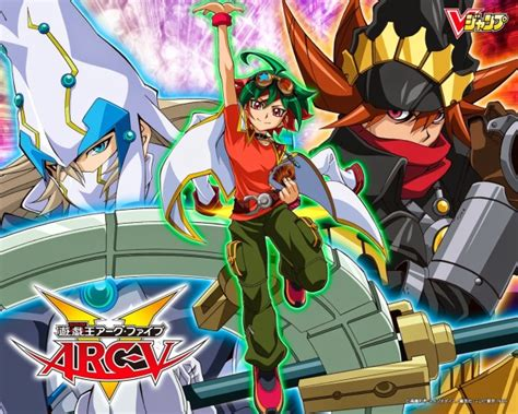 yu gi oh arc v tv series 2014 2017 imdbpro