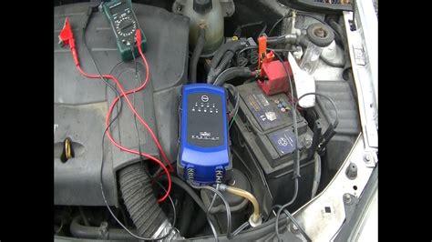 tester  diagnostiquer une batterie diagnostic panne