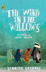 Briony Firth Illustration: Wind in the Willows - book cover