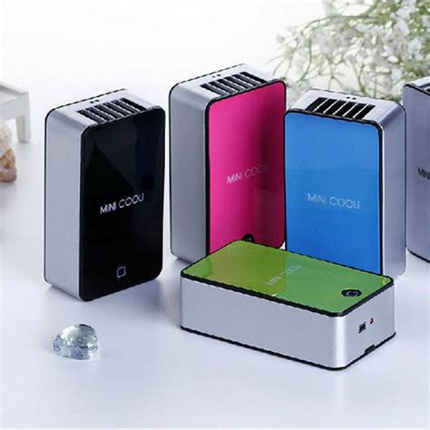 air cooler mini fan usb h mini portable handheld table air conditioner cooler