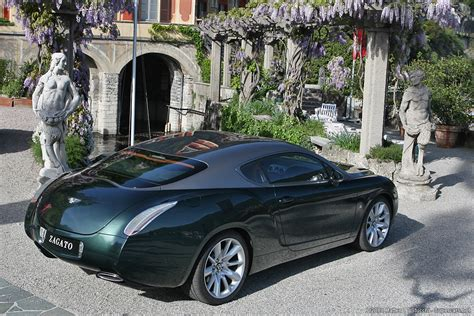 Bentley Zagato by Coachbuild Zagato Bentley Continental Gtz
