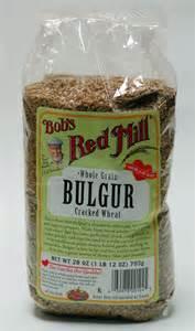 Whole Grain Bulgur Cracked Wheat