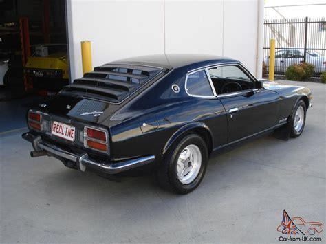 1975 Datsun 260z 2 2 Holden 3 8lt V6 Motor Turbo 700 Trans