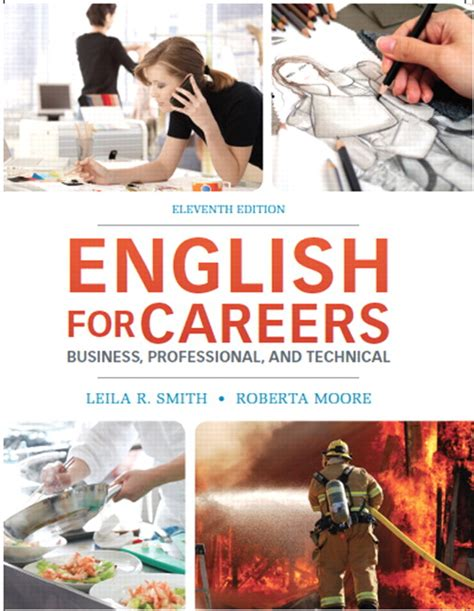 Smith & Moore, English For Careers Business, Professional
