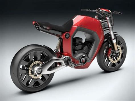 Futuristic Motorcyle : The 20 Best Concept Motorcycles Of All Time