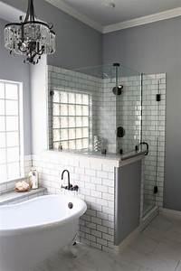 La Salle De Bain : la salle de bain scandinave en 40 photos inspirantes ~ Dailycaller-alerts.com Idées de Décoration