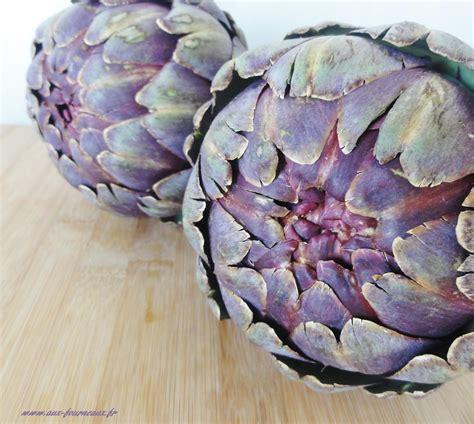 comment cuisiner les artichauts violets comment préparer et cuire un artichaut conseils aux fourneaux