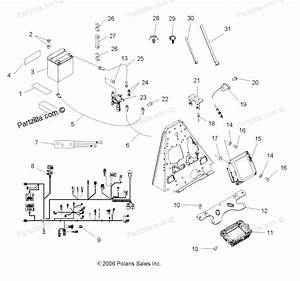 Polaris Wiring Diagram Trail Boss 330 2005