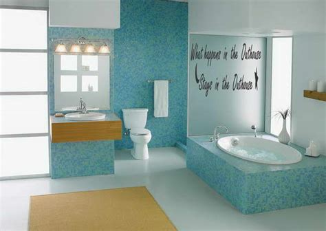 Bathroom Wall Construction Materials by How To Choose Bathroom Walls Theme Design Sn Desigz