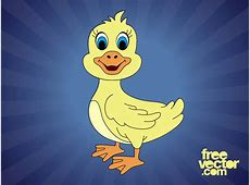 Cartoon Duck Vector Art & Graphics freevectorcom
