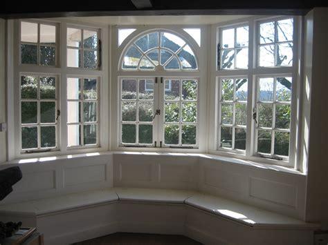 Bloombety  White Bay Window Seat Design Ideas Bay Window