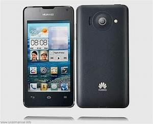 Huawei Ascend Y300 User Guide Manual