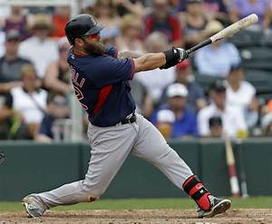 Major League Notebook: Mike Napoli homers in Red Sox 4-0 ...