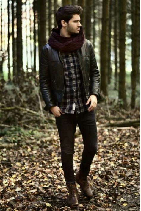 Love love LOVE this bad boy leather meets country bumpkin cutie plaid mix! And the boots are ...