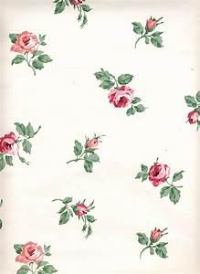 Waverly Wallpaper Roses - WallpaperSafari
