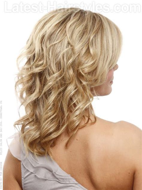 medium length hairstyles  fine hair  perfect