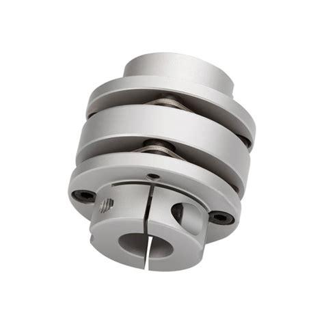 gltx flange type shaft coupling mm mm flexible coupler  servo step motor cnc