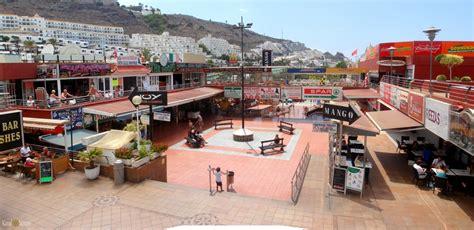centro comercial puerto rico canariasagusto la vida en