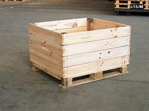 Acheter Palette Bois : palox palettes caisses palettes bois en dordogne ~ Melissatoandfro.com Idées de Décoration