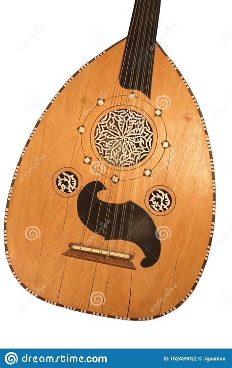 This system lasted until the 11th cent., when the modes were increased to 12; Arabic Oud Musical Instrument Detail Stock Photo - Image ...