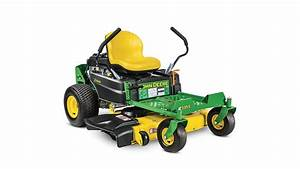 John Deere Z335e Residential Ztrak Mower With 42