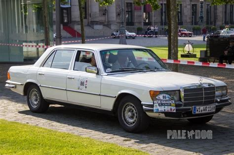 This for 450sel is now turnkey and ready to be driven and enjoyed. 1975 Mercedes-Benz 450 SEL (front view) | 1970s | Paledog Photo Collection