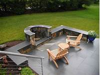 outdoor fire pit design Attractive and Easy to Make Fire Pit Designs Ideas