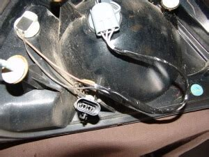 sparky s answers 2005 chevrolet impala right rear turn signal stoplight not working