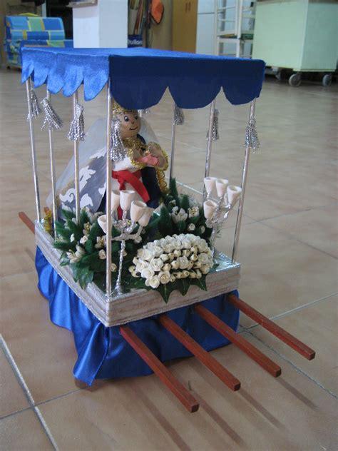 de maquetas material reciclable maquetas de semana santa realizadas con material