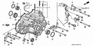 Automatic Transmission - Metal Outlet By The Trans Mount  What Is It