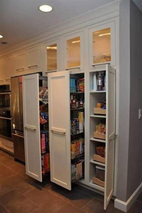 Hidden Kitchen, Kitchen Storage And Organizing Ideas On