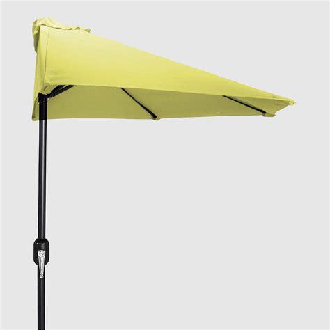 yellow half umbrella world market