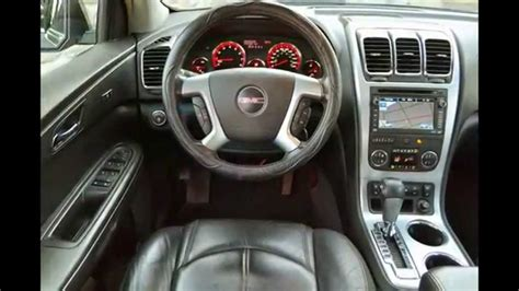 gmc acadia slt  awd  xxx km   youtube