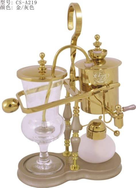 Looking for a whimsical yet scientific way to serve coffee or tea to guests with showy flair? Belgium Royal Balance Syphon Coffee Maker/espresso coffee ...