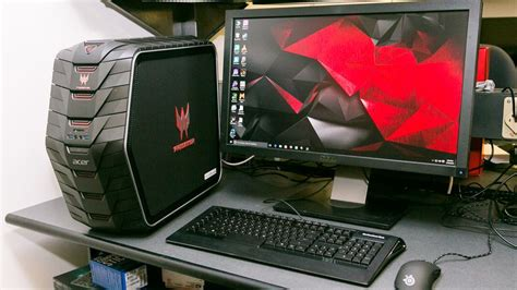 acer predator g6 review vr chops in an aggressive design cnet