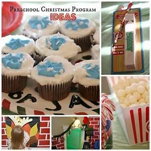 Christmas Preschool Program Lily & Rue