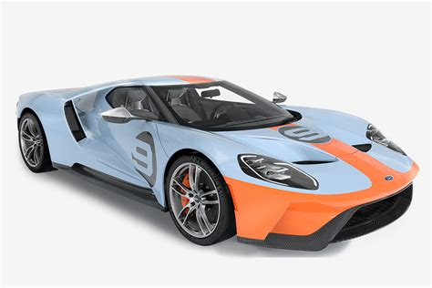 2019 Ford Gt by 2019 Ford Gt Heritage Edition Hiconsumption