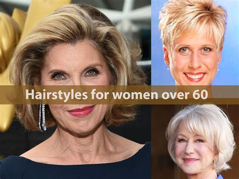 Womens Hairstyles For Over 60