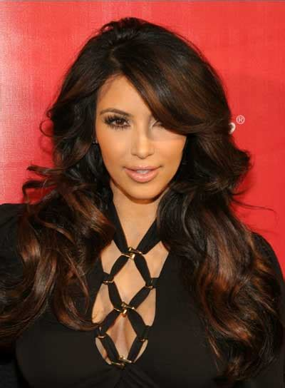 Brown Black Hair Color Ideas by Brown Hair Color