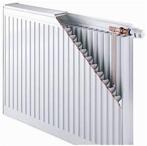 Radiateur A Inertie Seche : radiateur a inertie seche ou fluide estimation cout ~ Dailycaller-alerts.com Idées de Décoration