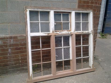 Casement Window Restoration, Double Glazing & Replacement
