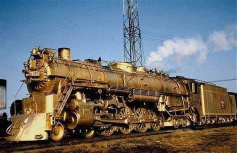 steam celebrating the opening of locomotive road no 5632 in 1964 to celebrate the