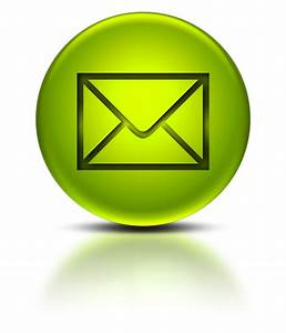 100091-green-metallic-orb-icon-social-media-logos-mail ...