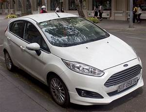 Ford Fiesta 6 : supermini wikipedia ~ Medecine-chirurgie-esthetiques.com Avis de Voitures