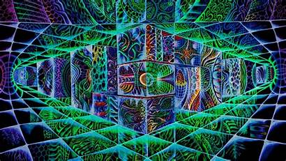 Trippy Psychedelic Ayahuasca Artistic Wallpapers 1366